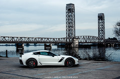 Richie Rich C7 Z06 (James Larieau) Tags: ca white black chevrolet rio photography james delta chevy vista abel corvette z06 c7 z07 larieau c7z06