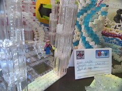 MOAH Winter Show 2014-2015 (120) (Last pass) (origamiguy1971) Tags: layout town lego mosaic spiderman trains superman batman palo alto ghostbusters moc walle moah baylug esseltine origamiguy origamiguy1971
