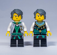 Lego Ninjago Senseï Garmaddon (gnaat_lego) Tags: lego review minifigures ninjago