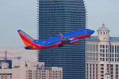 Southwest Airlines Boeing 737-700 N789SW (jbp274) Tags: las southwest airport airplanes boeing klas mccarran 737 wn