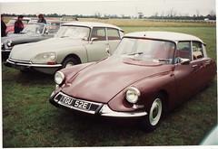 Citroën ID19 & ID20 (andreboeni) Tags: classic car cars autos voitures automobiles automobili classique voiture retro auto oldtimer automobile french francais citroen ds deesse id id19 id20 citroën