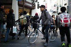 Tokyo trip 2015 #61 () Tags: road street leica ltm city trip people travelling japan publicspace walking tokyo asia day path candid voigtlander 28mm shibuya stranger     manualfocus m9 l39  2015 f19   m39 voigtlander28mmf19 leicam9
