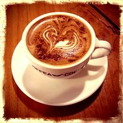 "Viva Espresso 165, ""Coffea Coffee Sunway Pyramid L.G1.106"" Kuala Lumpur (Swiss.piton (B H & S C)) Tags: coffee caf niceshot kaffee caff kaffe kafe koffie kafo  kafa kafi kafea justmeandmycamera ibringmycameraeverywhere swissamateurphotographers kffeli ilovephotografie bigsmall"