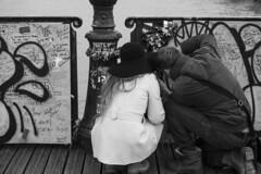 Paris:  Love Locks (勇 YoungAdventure) Tags: paris france love de la lock cité フランス île 法國 巴黎 パリ 프랑스 파리