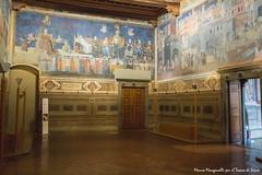 Palazzo pubblico - La Sala dei Nove