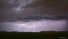 Chartres - Eure-et-Loir (28) (Ronan Bzh) Tags: storm night landscape nikon nightscape mai lightning paysage tamron nocturne orage chartres 2016 foudre 1750mm d7100