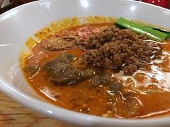 Dandan Noodle (very very hot) from Hoozuki @ Nakano (Fuyuhiko) Tags: from hot tokyo very ramen nakano  noodle  dandan    hoozuki