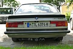 BMW E24 (vwcorrado89) Tags: 6 bmw series coupe 6er reihe e24 635i