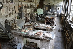 Atelier Salu, Laken (Erf-goed.be) Tags: ateliersalu beeldhouwersatelier salu atelier laken brussel archeonet geotagged geo:lon=43547 geo:lat=508785