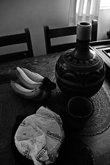 (Elisas caramel) Tags: food mexican tortillas mexicano mesa barro tortilleria florero