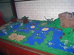 OH Bellaire - Toy & Plastic Brick Museum 105 (scottamus) Tags: ohio sculpture statue lego display exhibit bellaire belmontcounty toyplasticbrickmuseum