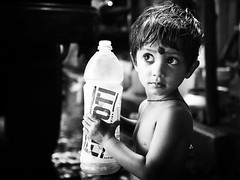 Kolkata slum (daniele romagnoli - Tanks for 12 million views) Tags: road street portrait blackandwhite bw india face monocromo eyes nikon asia strada child kinder occhi sguardo indie sweetness ritratto indien bianconero calcutta dolcezza tenderness slum biancoenero indiano slums inde bambino  indiani calcuta  innocenza tenerezza  d810   romagnolidaniele