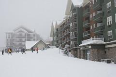 top of the mountain (brianficker) Tags: usa snow wv skiresort westvirginia snowshoemountain