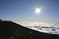 Science City, Haleakala, Hawaii (s.statham) Tags: clouds hawaii haleakala abovetheclouds sciencecity