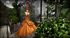 Les jardins d'Aphrodite. (MISS V ANDORRA 2016 - MISSVLA ARGENTINA 2017) Tags: bijoux gown jewels poses hairs avantgarde lavianco signatureposeshizzo nordembellys {letituier}