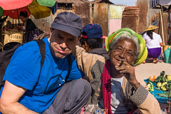 "Kalaw market ""that was strong"" (malithewildcat) Tags: market burma myanmar kalaw fiveday smokingwithwoman"
