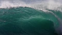 La chambre verte - The green room (Emmanuelle2Aime2Ailes) Tags: sea mer wave vague mditerrane