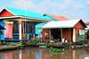 IMG_1360 ©maisons flottantesTonle Sap (philippedaniele) Tags: cambodge village maisonflottante flotteurs radeaux villageflottant lactonlesap