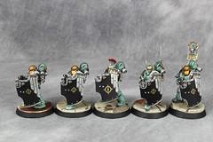 SoH Breachers 02 (Celsork) Tags: horus warhammer 30k troop legion soh legionary sonsofhorus breachers horusheresy celsork celsomendez