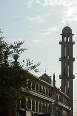 White Mosque Peshawar (Anathemic Confusions) Tags: pakistan white spin mosque peshawar speen jumaat