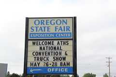 ATHS National 2016 (1) (RyanP77) Tags: aths truck show salem oregon peterbilt kw kenworth logger cabover pete freightliner marmon dump semi