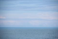 See the sailing ship? (ramosblancor) Tags: naturaleza nature paisaje landscape mar sea cileo sky color azul blue vessel velero sailingship nubes clouds primavera spring marcantbrico cantabriansea asturias