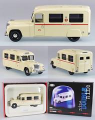 COC-Daimler-B'ham (adrianz toyz) Tags: corgi birmingham ambulance classics daimler 999 ninedoublenine