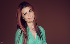 Red (kfbfotografie.de) Tags: red portrait smile hair redhair