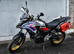 Honda (George McNeill photography) Tags: honda motorcycling motorcycletouring overlanding adventurebiking cb500x nikond7200 365shutterreleasechallenge365photographchallenge