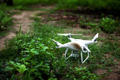 DJI Phantom 4 (sorapongtuangsuwan) Tags: camera urban plane airplane photo photographer taking landed drone vdo phantom4 dji