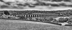 Crimple valley Viaduct (rockindave1) Tags: arches northyorkshire gradeiilisted canoneos5dmark2 adobecs5 crimpleviaduct harrogatelane