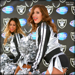 2015 Oakland Raiderette Charlotte @ Raiderville (billypoonphotos) Tags: light woman black girl lady silver photography oakland photo dance football team nikon pretty photographer cheerleaders charlotte nfl nation picture dancer packers coliseum bud females cheerleading squad fabulous raiders raider 2015 raiderette raiderettes raidernation d5200 raiderville billypoon billypoonphotos