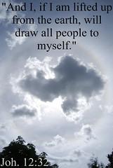 Will draw all people to myself (Jouni Niirola) Tags: jesus jeesus yeshua