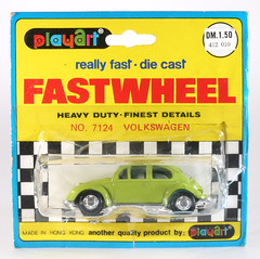 MIS-Playart-7124 (adrianz toyz) Tags: car vw volkswagen toy hongkong model beetle aircooled diecast playart