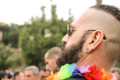 Roma Pride 2016 4 (blu69) Tags: roma gay pride 2016 italia italy rome bear orso
