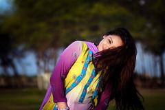 Portrait || Piyal (Hasnat Islam Rizon) Tags: light portrait girl hair happy evening bangladeshi