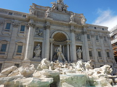 Rome Trevi Fountain (saltierdog) Tags: italy rome trevifountain