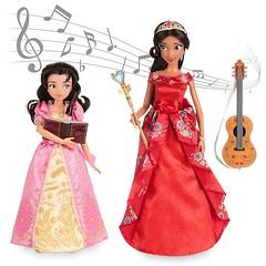 Elena of Avalor - Singing doll set (Mydollcollection) Tags: set store doll singing princess disney elena isabel avalor