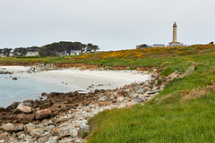 Poul C'horz et le phare (ijmd) Tags: paysage landscape france bretagne ledebatz