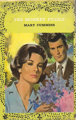 The Monkey Puzzle (54mge) Tags: millsboon romance novel dustjacket