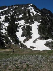 East Castle (boydechar) Tags: snow ski hike alta albionbasin altautah eastcastle