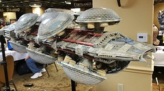 WONDERFEST 2016. (suki5150) Tags: ohio robot kentucky lucasfilm tomcruise r2d2 louisville droid oblivion c3po space1999 drone brianjohnson theempirestrikesback gerryanderson wonderfest r5d4 moonbasealpha eagletransporter nicktate silentrunningtribute