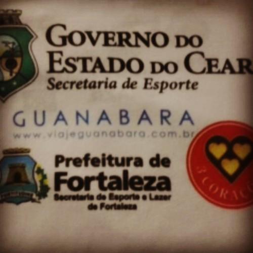It is my sponsors. 21 km VALE. São Luís/BRA. #InstaPanga. #PangaSince1980. #Panga36AnosSportLife.