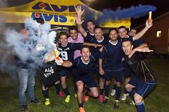 Voglia di vincere! (paolo bonfanti) Tags: colori notte calcio avis gioia squadra felicit coppa vincere divise esultazione
