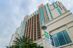 Tampa Marriott (nchq) Tags: water marriott river tampa hotel florida waterside