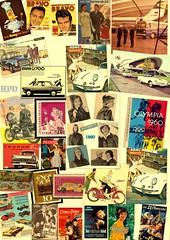 Kleppermode 1960 (hpdyko) Tags: fashion raincoat 1960 klepper regenmantel kleppermantel kleppermode