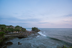 Tanah Lot (bady_qb) Tags: bali film beach nature indonesia landscape fuji explore 12mm tanahlot samyang xt1