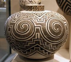 Pueblo Ceramics 950-1400 2 (ahisgett) Tags: new york art museum metropolitian