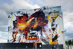Littlewood Film Studios (Tony Shertila) Tags: england sky building art weather architecture clouds liverpool painting geotagged europe day cloudy unitedkingdom britain outdoor artdeco merseyside wavertree gbr littlewoods 20160622142542 littelewoodsfilmstudio geo:lat=5340906499 geo:lon=293883205 pictonward