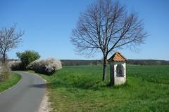 2016 Kunigundenweg/Der Weg (*Tom68*) Tags: germany landscape bayern deutschland bavaria outdoor franconia franken landschaft mittelfranken bildstock steigerwald middlefranconia